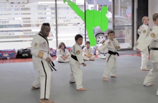 PK Wellness offers a Karate for Kids program that helps boost a child's confidence and enhances their physical strength and fitness.