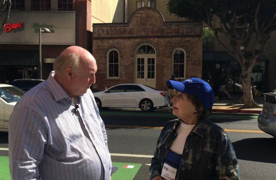 This week on Brock On Your Block host Phil Brock speaks to Kay Pattison the Santa Monica Conservancy Docent Coordinator for the Downtown Santa Monica Walking Tour.