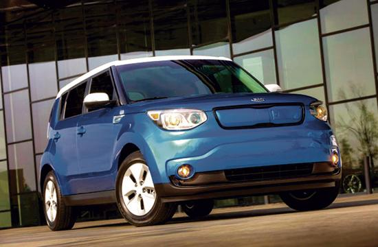 The City of Santa Monica awarded a purchase order to Wondries Fleet Group for 14 KIA Soul electric vehicles for an amount not to exceed $563