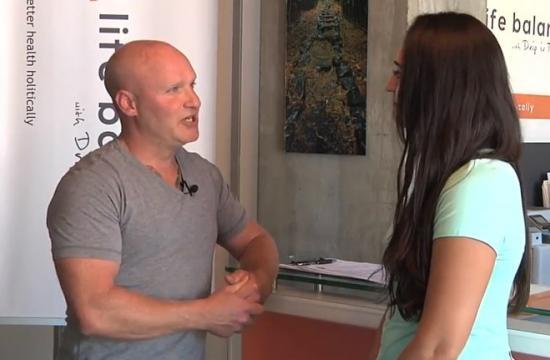 Westside TV host Coral Rodriguez speaks with Shane Griffin
