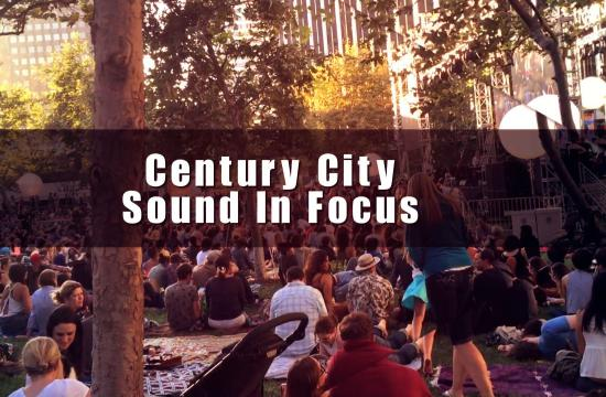 KCRW and the Annenberg Foundation's third annual Sound in Focus concert series launched this Saturday