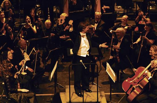 Classical music DJ Rich Capparela will take part in the Santa Monica Symphony summer benefit this weekend.