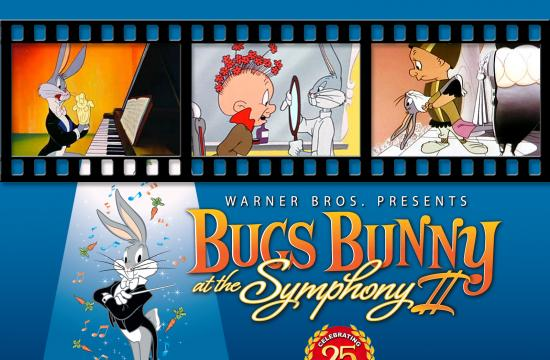 The official Bugs Bunny at the Symphony anniversary party takes place this summer at the Hollywood Bowl