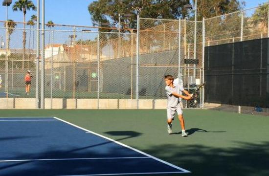 Santa Monica Junior Open tennis director William Nissley speaks about the tournament that ran from Aug. 17-21 and a tourney for adults will take place over Labor Day Weekend.