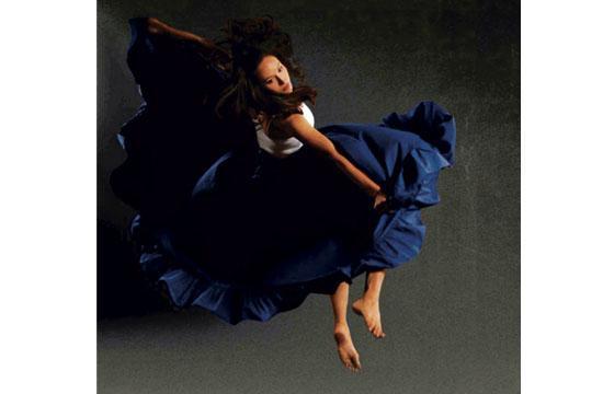 Dancer Bianca Blanco and Cesar Garfiaz