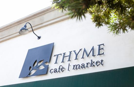 Thyme Cafe and Market at 1630 Ocean Park Blvd. in Santa Monica.