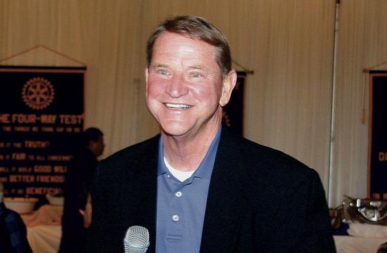 Speaker Jay Link