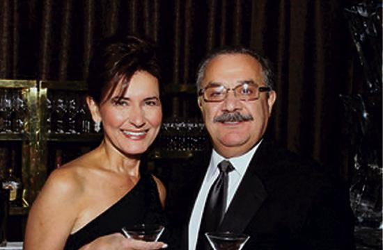 Eddie and Evelyn Guerboian will be honored next weekend at Santa Monica History Museum's annual Gala Tribute Benefit.