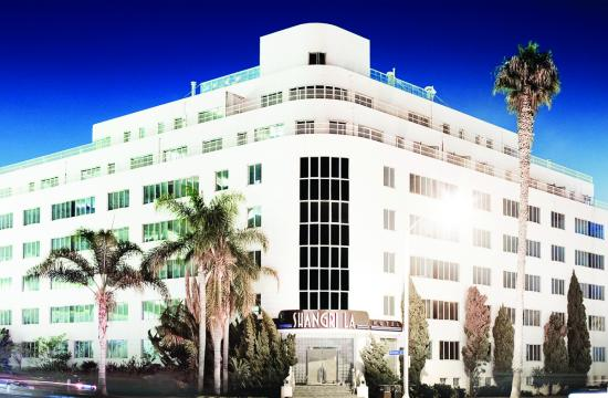 Hotel Shangri-La is located at 1301 Ocean Ave.