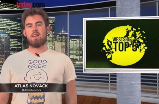 Westside Top 5 Host Atlas Novack.