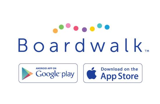 Check out the app at DownloadBoardwalk.com.