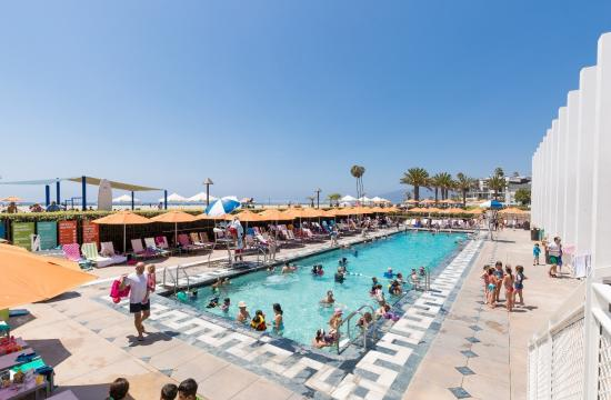The Annenberg Community Beach House pool.