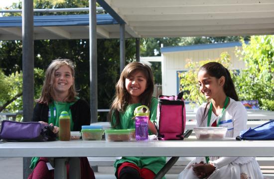 More than 22 Southern California schools participated In Grades of Green's Annual Trash Free Lunch Challenge.