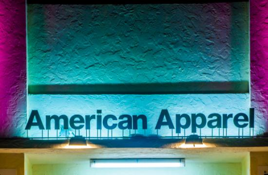 Will bankruptcy cost American Apparel its cool?