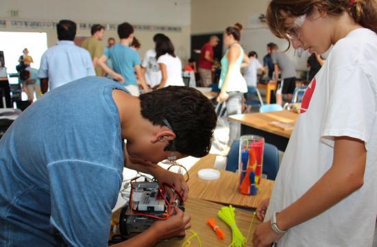 Latest news from the Santa Monica Robotics Team!