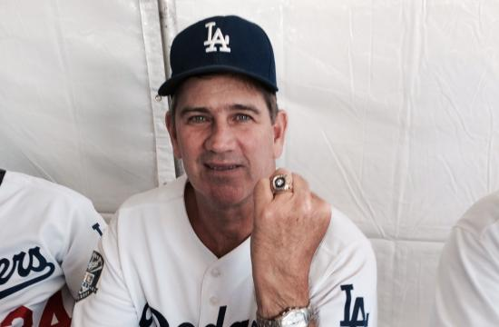 Former Dodgers pitching star Tim Leary speaks about the last time the Dodgers won the World Series in 1988.