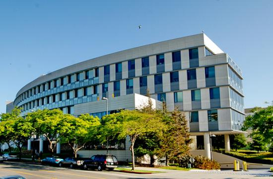 Santa Monica-based RAND Corporation located at 1776 Main St.