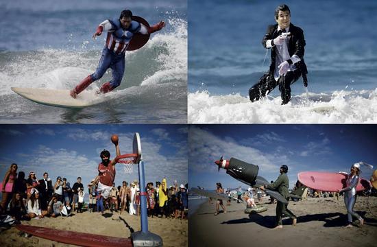 Halloween Surf Contest Returns!
