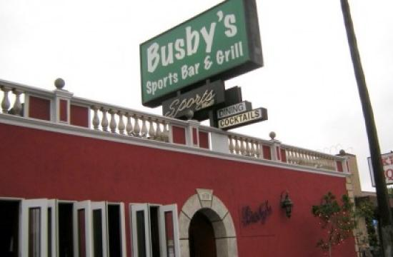 Busby's is located at 3110 Santa Monica Blvd.