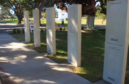 Did you know Santa Monica has a Wall Memorial honoring Santa Monica's war veterans who lost their lives while serving our country? Woodlawn Cemetery Administrator Cindy Tomlinson shares more about the new commemorative wall located at 1847 14th Street.