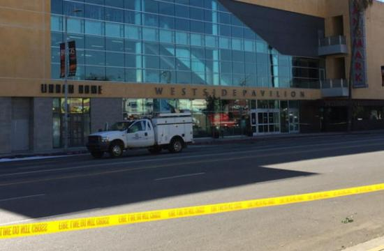 Westside Pavilion has reopened after underground vault sent smoke into the mall.