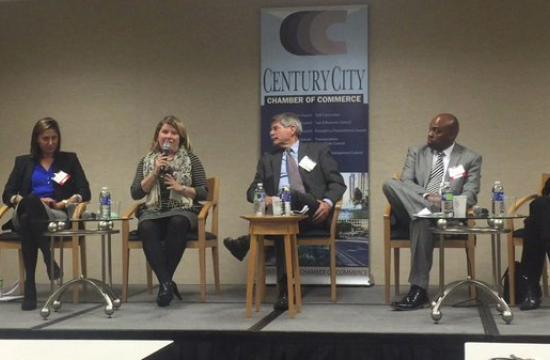 What will commuting in Century City look like in the next 10