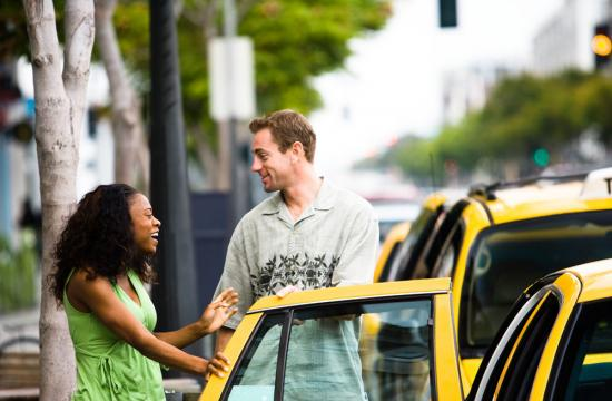 The Santa Monica City Council on Tuesday approved changes to the franchise agreements the City of Santa Monica has with five taxi cab companies that gives support to the industry that's experienced a 30 percent loss in business in recent years due to the rise of ridesharing companies Uber and Lyft.