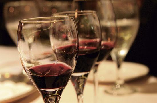The Rotary Club of Santa Monica held its International Wine and  Jazz Festival on Sunday