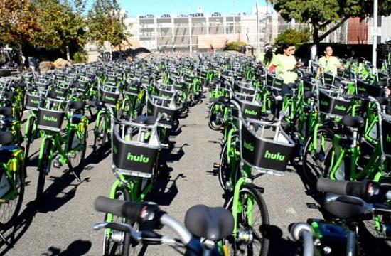 The public and private sector came together like a breeze Thursday morning at the official launch of Santa Monica's