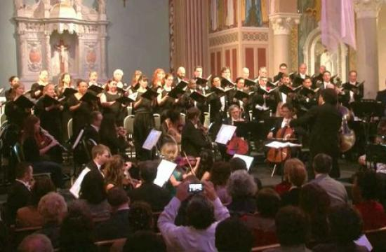 The Dream Orchestra presents two performances of Handel's Messiah Dec. 3rd and 4th at beautiful St. Monica Catholic Church in Santa Monica. Our Brass Ensemble sets a festive mood before the concert. Then emotions will soar as Artistic Director Daniel Suk conducts the orchestra