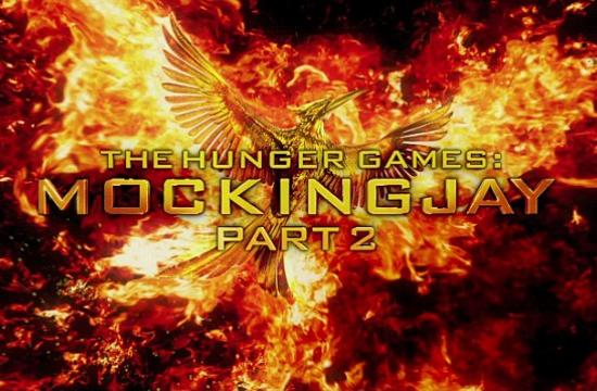 'The Hunger Games: Mockingjay