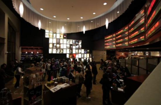 A 12-screen ArcLight cinema complex opened Nov. 20 on the third level of Santa Monica Place