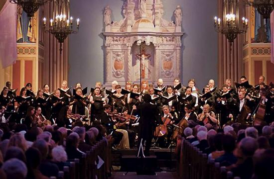 The Dream Orchestra will perform at St. Monica Catholic Church on Dec. 3 and 4.
