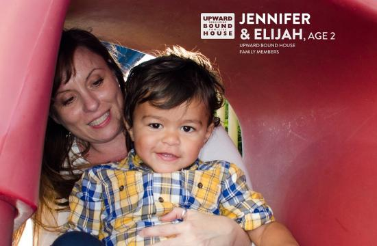 Jennifer and Elijah