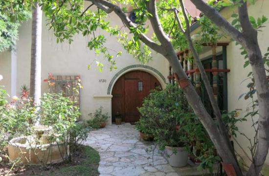 Santa Monica Conservancy will host its Holiday Part at the Spanish Colonial Revival home of Neal Roberts.