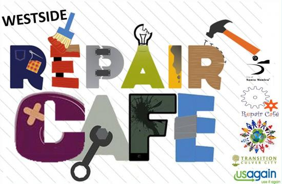 Need your broken toaster and other household goods fixed? Head on down to the City of Santa Monica's Repair Cafe this weekend.