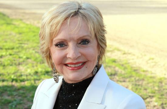 Florence Henderson will head up the family of boaters in Marina del Rey for the annual Holiday Boat Parade today.