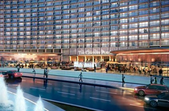 Hyatt Regency's Century Plaza Hotel is set to checkout on March 1 for a two-year
