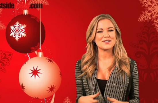 Chelsea Gilson give you tips this holiday season on how not to be a sugar pusher.