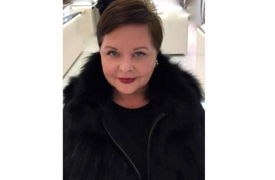 Hot Flash columnist Barbara Bishop.