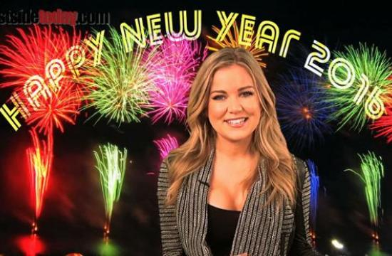 Chelsea Gilson shares some advice for keeping our New Years Resolutions.