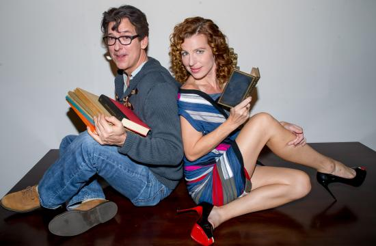 'Jack and Jill' stars Tanna Frederick and Robert Standley.