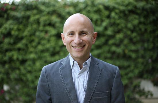Adam Weiss, Vice President, Business Affairs