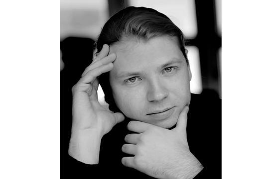 Pianist Denis Kozhukin.
