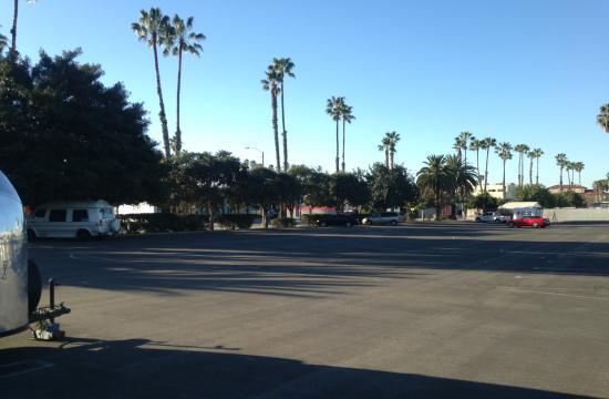 Empty lot.