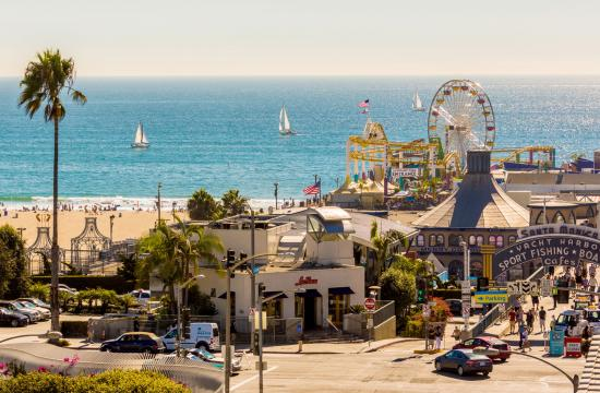 Our Coastal Zone Pier