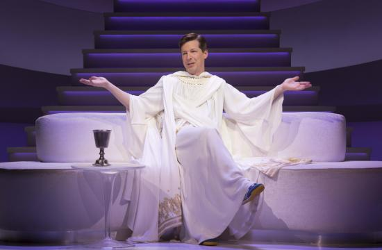 Sean Hayes in All His God Glory