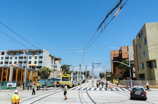 Santa Monica's Expo Line