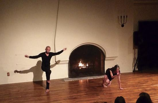 Local Artists Relay American Roots in Dance at The Miles
