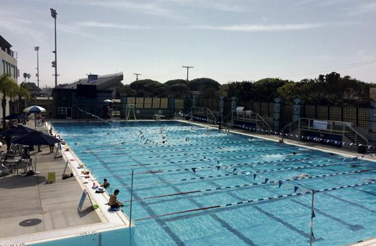 A Swimming Grand OpeningSanta Monica Center Gets a Facelift